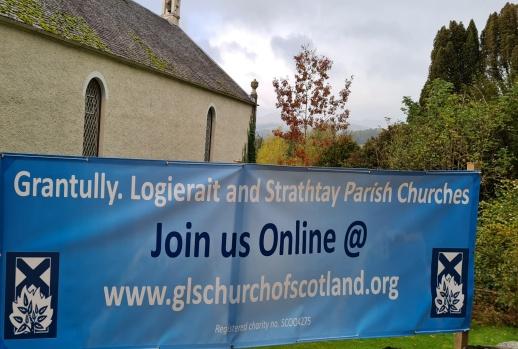 Church Banner 2020