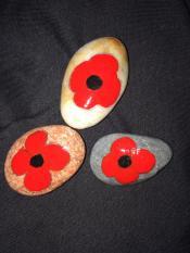 poppy stones